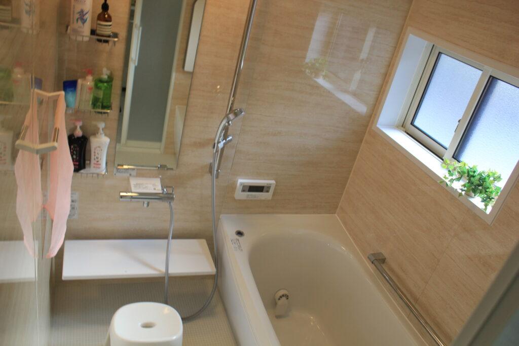 念願の広いお風呂が!収納たっぷりの水廻りに家族全員大満足